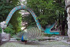 Bruno Weber Park