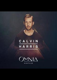 Calvin Harris at Omnia