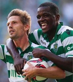 ADRIEN SILVA & WILLIAM CARVALHO Personal Qualities, Scp, Champs, Muscle, Couple Photos, Sports, Football Squads, Amor, Palm Trees