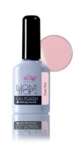 Vernis Semi-Permanent Fresh Pink 10ml #vernissemipermanent #vernispermanent #geluv #geluvdiscount #ongles #nail #nailart #fauxongles #onglesparfaits #manucure #gelpolish
