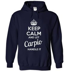 (Tshirt Cool Design) CARPIO name Shirts 2016 Hoodies Tees Shirts