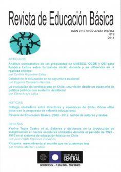 Revista de Educación Básica | Universidad Central