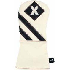 Callaway Vintage X Wood Headcover, Black