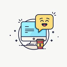 Recently I had a chance to chat about icons with great guys at Bannersnack. They posted s short interview with my on their blog. Check it out if you're interested in a little sneak peak behind Icon Utopia, my workflow, creative process and future plans! Link in the bio. #icon #illustration