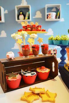 Encontrando Ideias: Festa Toy Story!!!