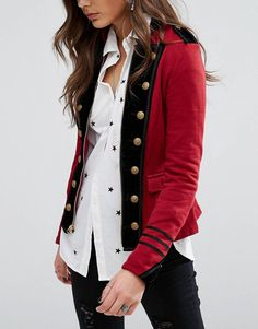 Discover ASOS latest collection of coats and jackets for women. Shop today from our range of bomber jackets, trenchcoats, and coats. Winter Coats Women, Coats For Women, Jackets For Women, Militar Jacket, High Fashion, Winter Fashion, Womens Fashion, Fashion Trends 2018, Cooler Stil