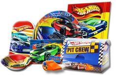 Hot Wheels Party Supplies from www.hardtofindpartysupplies.com
