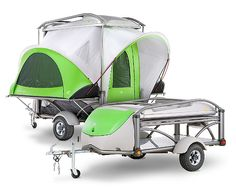 Camping Trailer that is way cool!