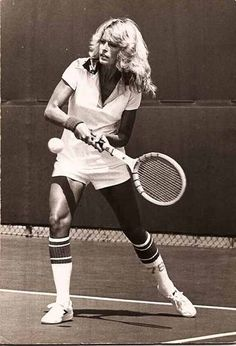 Fitness and Tennis ...Farrah style by jennyfit