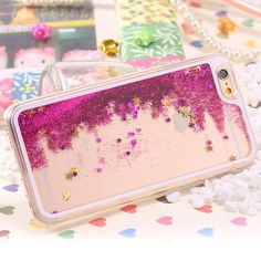 For iPhone 5c Case Chic Glitter Star Luxury Bling Liquid Quicksand Transparent Case For iPhone 5c Crystal Clear Hourglass Cover-in Phone Bags & Cases from Phones & Telecommunications on Aliexpress.com | Alibaba Group