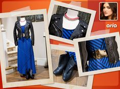 From a casual day by the pool to a fancy night on the town, the maxi dress might just be the solution to all of your fashion needs. Jewelry, belts, shoes, and the addition of a jacket will set the tone for this look, so accessorize away and customize a basic maxi in whatever way suits your personal style!