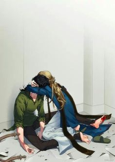 Frigga and Loki. This makes me sad. the avengers thor fan art Loki Avengers, Loki Thor, Tom Hiddleston Loki, Marvel Avengers, Avengers Girl, Loki And Frigga, Loki Laufeyson, Baby Loki, Loki Art