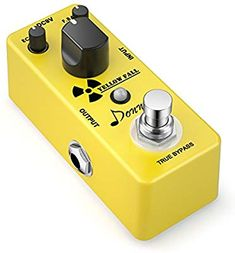 Musical Instruments Donner Yellow Fall Vintage Pure Analog Delay Guitar Effect Pedal True Bypass Guitar Effects Pedals, Guitar Pedals, Analog Circuits, Electric Guitar And Amp, Guitar Drawing, Guitar Sketch, Bass Guitar Lessons, Guitar Tips, Guitar Chords