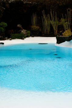 Jameos del Agua in Lanzarote; where perfection meets reality.