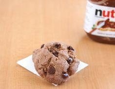 Biscotti alla nutella in 5 minuti