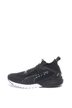 Puma, Pantofi sport slip-on cu Netfit, pentru alergare Ignite, Negru, - eMAG. Health Fitness, Slip On, Sports, Hs Sports, Sport, Fitness, Health And Fitness