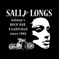 Sally Longs Rock Bar - Google+ Biker Bar, Sally, Rock, Signs, Google, Skirt, Shop Signs, Locks, The Rock