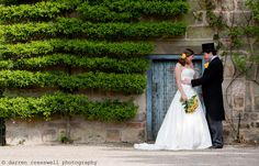Springtime wedding at Langley Priory in Derbyshire  #langleypriory