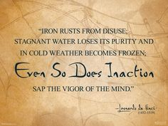 Da Vinci's Demons | Words of Wisdom / Idézetek | Pinterest | Demons