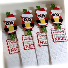 12/8/2012; Chat M. Wszelaki at 'Me, My Stamps and I' blog; here's my owl friend again.   :-)   Tags til Xmas stamp set