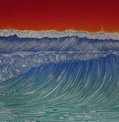 Contemporary Artists, Sculpture Art, Waves, Art Prints, Gallery, Outdoor, Beautiful, Collection, Instagram