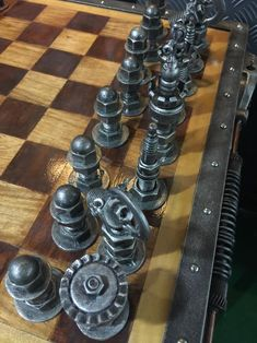 Mechanical Chess Set - Album on Imgur