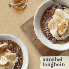 Hot Choc Porridge