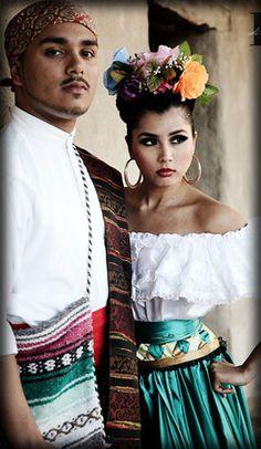 Asian male and female beauty ZCJB