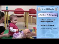 Video of babies and toddlers shows the communication milestones expected in typically developing children. Dr. Lisa Shulman also discusses what parents should do if they suspect their child is developmentally delayed. Dr. Shulman is associate professor of clinical pediatrics at Albert Einstein College of Medicine.     www.einstein.yu.edu/centers/childrens-evaluation-rehabilitation/