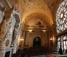 Salle de Mariage, 1st Town Hall, Paris