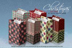 Newest at Zazzle Inc!!! #giftbags #bags #christmasgiftbags #christmas #xmas #holidays #winter #snowflakes #plaid #tartan #seasonal #christmasseason #christmasholidays #gifts #presents #zazzle #zazzler #zazzleshop #digitalartcreations