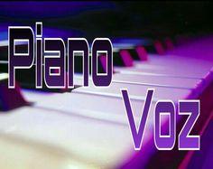 #PianoVoz