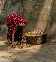 Street Cleaner..Bangladesh