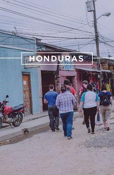 Honduras Mission Trip to Central America