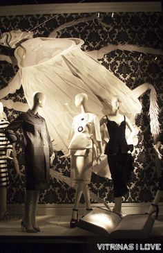 Bergdorf  Goodman  -  Feb.  2013  - NY via  Vitrinas I Love