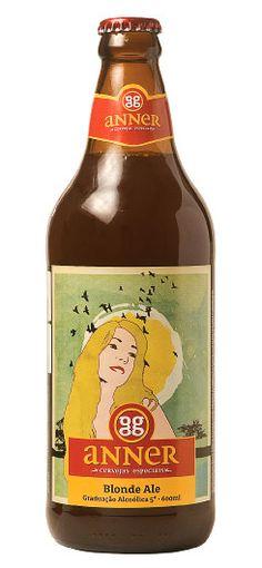 Cerveja Anner Blonde