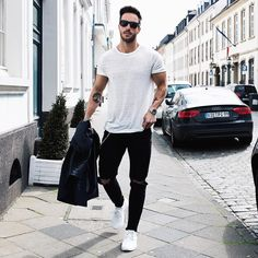 Street Style Instagram Accounts For Men. #MensFashion