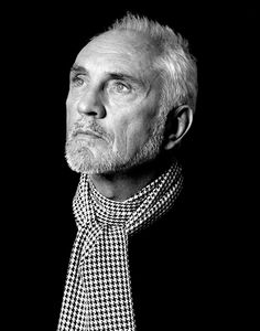 Terence Stamp by Andy Gotts
