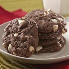 Double Fudge Brownie Cookies - Allrecipes.com