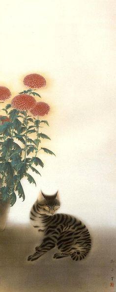 Почувствовать Вселенную.... Художник Hayami Gyoshu- 速水御舟. Обсуждение на LiveInternet - Российский Сервис Онлайн-Дневников