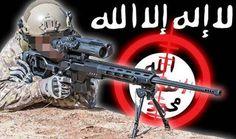 Επαγγελματίας σκπευτής σκοτώνει αξιωματικούς του DAESH ~ Geopolitics & Daily News