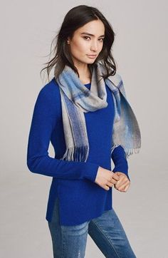 Love this.  Try to branch out in color, add accessory. #Nordstrom