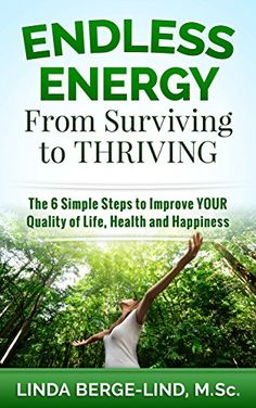 12 Books in 12 months on Healthy Living.  I started with a book I was meaning to read, Endless Energy.