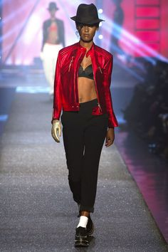 Jean Paul Gaultier Spring 2013 Ready-to-Wear Collection Slideshow on Style.com