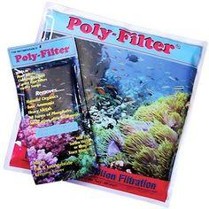 Filter Media and Accessories 126476: 12 Pack - 12 X Poly Bio Marine Poly Filter Pad 4 X 8 -> BUY IT NOW ONLY: $89.95 on eBay!