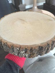 Amazon.com: Walnut Hollow Basswood Country Round, Thick for Woodburning, Home Décor and Rustic Weddings