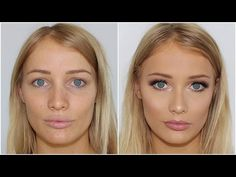 Real Time Client Makeup Tutorial ♡ Soft, Neutral Glam ♡ Jasmine Hand - YouTube