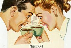 Nescafe coffee ad