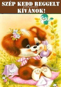 Good Morning, Teddy Bear, Animals, Van, Thread Art, Buen Dia, Animales, Bonjour, Animaux