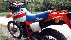 Honda XL 600R Paris Dakar